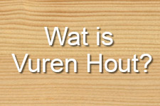 wat is vuren hout?