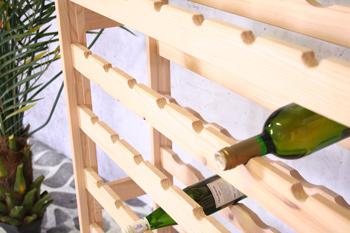 <BIG><B>Wijn opslag rek - groot</B></BIG>