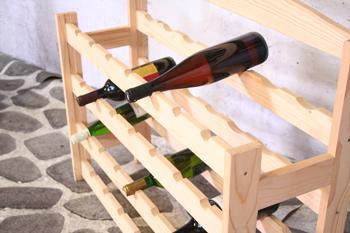 <BIG><B>Wijn opslagrek - klein</B></BIG>
