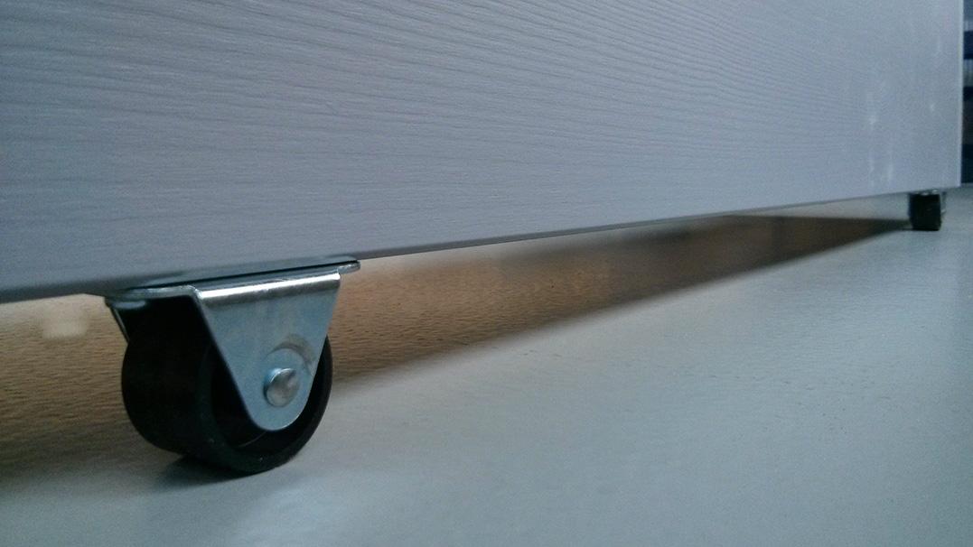 <BIG><B>SCHLAF-/MATRATZENSCHUBLADE GRAU 90x190 + kostenloser Lattenrost</B></BIG>
